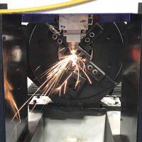 DOWELLLAS厂家热销多维全自动光纤激光切管机 数控管材专用激光切割设备