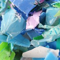 长期供应 HDPE低压塑料颗粒 破碎料 HDPE再生破碎料