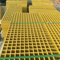 安平玻璃钢格栅正确安装方法 厂家现货供应