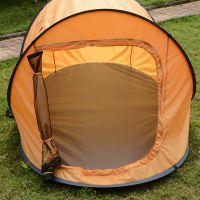 厂家热销折叠便携式野营帐篷 沙滩帐篷 船形帐篷折叠自动弹开