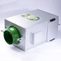 低压抽风机 净化型静音送风机家用新风系统通风排风机抽风机批发