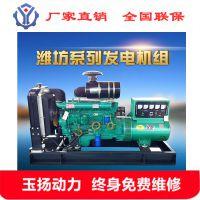 珠海100kw发电机 中小型玩具制造厂常用电源 100千瓦全铜发电机售