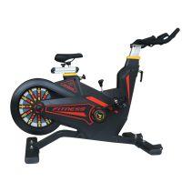 铜川健身工作室办公室磁控动感单车踏板脚蹬磁控车安装方式生产线高科技新品