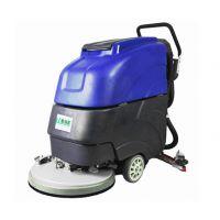 诺特洁手推式超威电瓶洗地机SA1-A500/45超市工厂保洁用