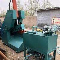 型号齐全金属剪切机 全自动废旧钢筋虎头剪 大吨位钢板彩钢瓦切断机