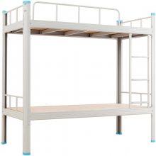 石家庄钢制双层铁床宿舍双层床组合床款式定制