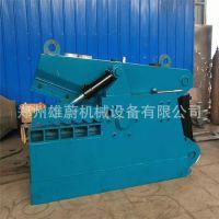 多功能角铁角钢剪切机 废金属液压剪切机 钢筋切断设备