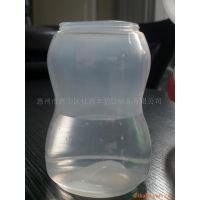大吹塑加工 提供透明食品级PP瓶加工乳白色塑料瓶大型吹塑工厂