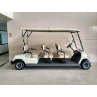 酒店接待电动高尔夫车 城市巡逻电瓶车