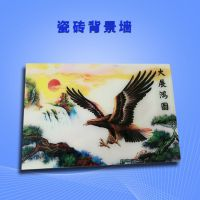 广告牌印刷设备 陶瓷表面彩印机