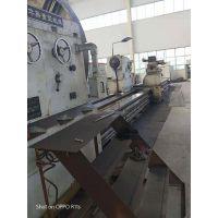 二手青海12米重型卧式车床型号:C61250C×12/40