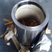 东莞硬态301无磁不锈钢带 厚度0.05mm BA亮面 精密剪板 可拉边 拉丝