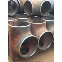 碳钢20G Q345A跨越式三通厂家直销价如沙子