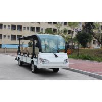 厂家直销电动观光车 。白色,蓝色。G1S14系列,14人座