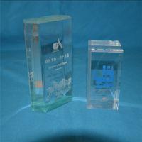 定制亚克力异形方块 高透明加厚展台 珠宝首饰高档四方块展示架