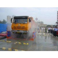 FTD洗轮机-建筑工地洗车槽-昆明长水机场工地自动洗轮机型号