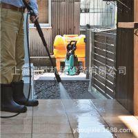 牧田高压洗车机220V家用洗车器HW1300清洗机洗车泵水枪便携洗车