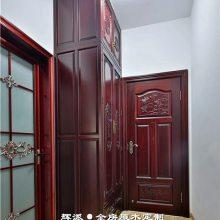 长沙实木全屋定制工艺处理、实木木门、室内门订制百年传承