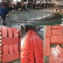 河北锦虹地铁洞门盾构始发密封用氯丁帘布橡胶板设计图纸、安装施工方法简介及技术要点
