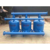 吉林农业生产灌溉全自动砂石过滤器施工方案