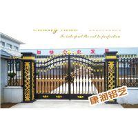 天津铝艺大门-铜铝门价格-铝艺大门厂