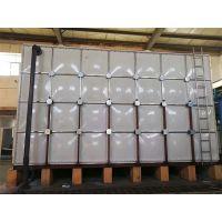 绿凯3年质保-235吨玻璃钢模压水箱报价-玻璃钢模压水箱报价