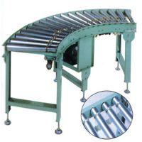 香港伸缩辊筒输送机 铝型材倾斜输送滚筒