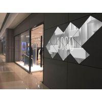 大型商场品牌连锁店面展示液晶拼接墙-液晶拼接屏