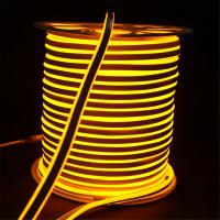 双面柔性灯带 LED灯杆图案灯管 户外防水霓虹灯带