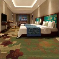 郑州酒店客房地毯定制 阻燃防火B1级酒店走道地毯