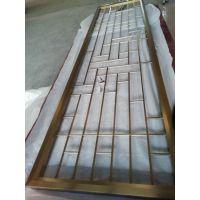 佛山铄旺金属制品不锈钢扶手 铝雕屏风