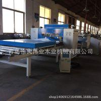 L数控XJ-亚克力贴面机 PUR热熔贴纸生产线 PUR热熔贴面生产线