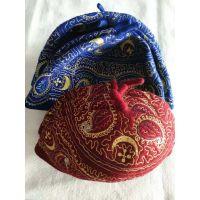 布基纳法索burkina faso / 塞内加尔Senegal 刺绣羊毛帽/ 非洲刺绣羊毛帽