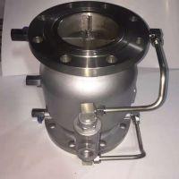 LHS745X不锈钢低阻力倒流防止器