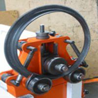 铝型材弯弧机 太阳能盘管机 数控滚弯机 多曲率弯曲机