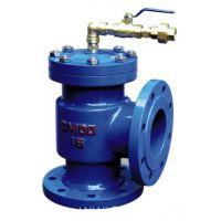 铸钢法兰二通式液压水位控制阀生产厂家