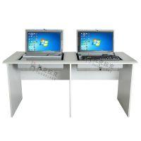 托克拉克新款TKLK-03电教室电脑桌学校培训教室电脑桌