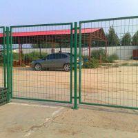 林瑞供应优质框架护栏网 公路防护网 铁路护栏网 绿色道路隔离网