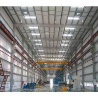 搭建钢结构厂房-山东凹凸钢结构-钢结构厂房