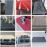 铝合金地毯铝合金地垫嵌入式地垫平铺式地垫