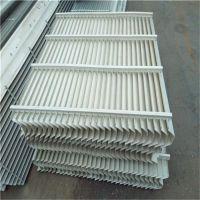 聚丙烯平板式除雾器价格PP脊背式脱硫塔除雾器型号厂家泰赢