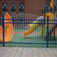 安装简便的锌钢护栏用于学校厂房的介绍