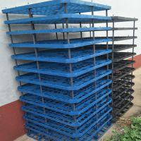 PVC方形塑料格栅填料冷却塔污水网格填料 650/815/1300x500 河北华强