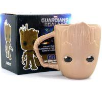 银河守卫队树人杯 陶瓷马克杯 漫威系列小树人杯 动漫杯(不改价