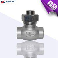 供应DH61F-16P不锈钢超低温止回阀 焊接式低温止回阀