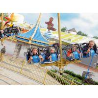 外观精致可靠童星游乐风筝飞行公园小型游乐设备