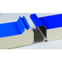 吉林长春150mm彩钢聚氨酯保温板冷库板聚氨酯封边岩棉复合板厂家