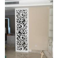 湖北厂家定制装修公司常用高档室内隔断装饰雕花板