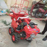 手扶式柴油玉米收获设备 东北地区起垄种植玉米收割机
