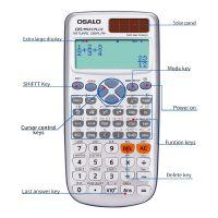 科学计算器学生考试使用OSALO奥斯欧函数计算器991ESPLUS417功能